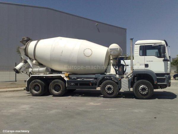 Venta De Camiones Mezcladores De Concreto Usados Y Nuevos En Machineryzone